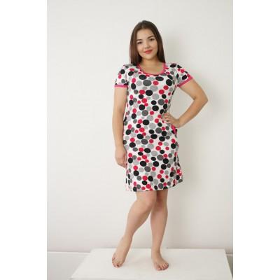 Платье №26, состав вискоза, размер 42-52